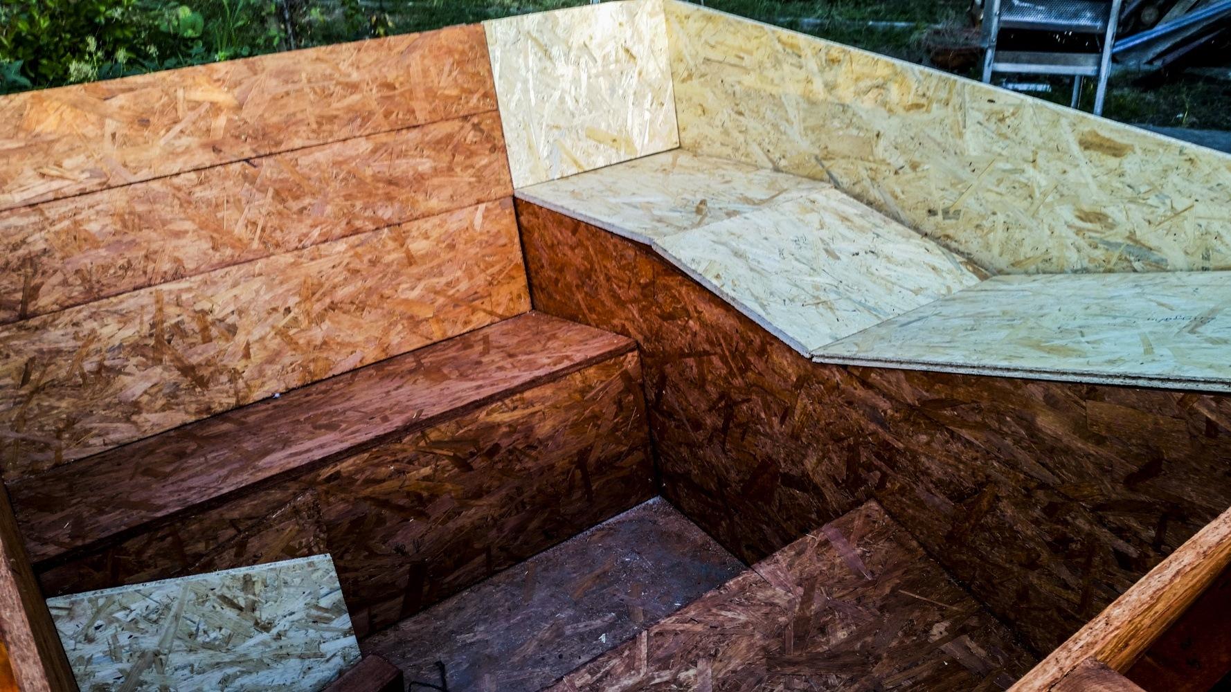 Whirlpool Im Garten Selber Bauen: Zuhause